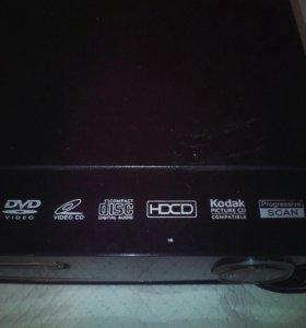 DVD приставка SUPRA