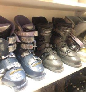 Ботинки для сноуборда и лыж