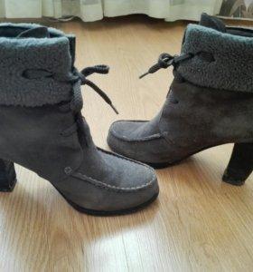 Ботинки, ботильоны, сапожки