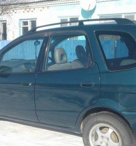 Toyota corolla spacio 1997 года