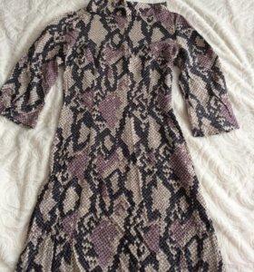 Новое платье на стройняшку