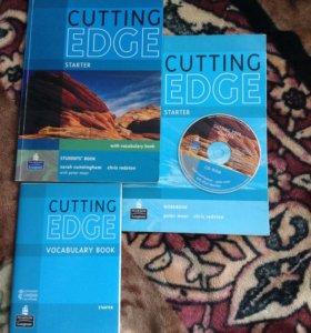 Cutting edge. Starter. английский язык. комплект