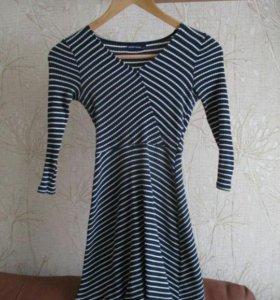 Платье bershka бершка