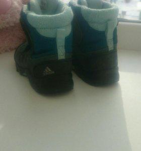 Детские ботинки!