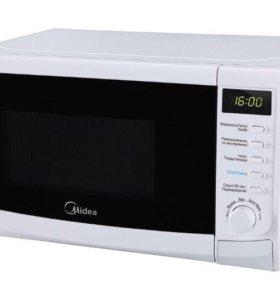 Микроволновая печь MIDEA AG820CWW-W