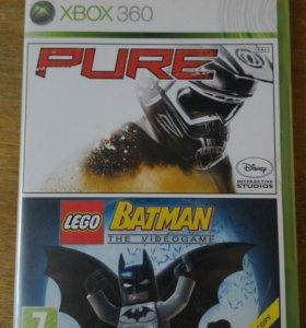Диск с игрой от Xbox360