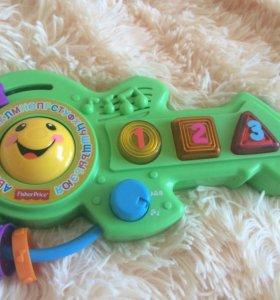 Развивающая игрушка Fisher Price Гитара