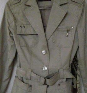 Курточка на подкладе