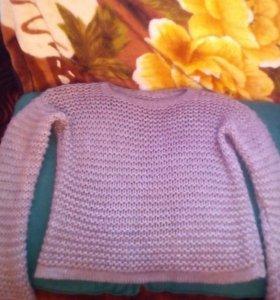 Пуловер- кофта