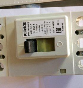 Автоматический выключатель 250 А
