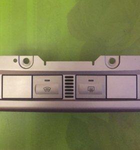 Панель с кнопками для ford focus 2 рестайлинг