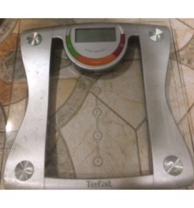 Напольные весы Tefal PP7049 Tendancy Glass