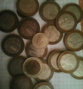 Коллекционные именные монеты