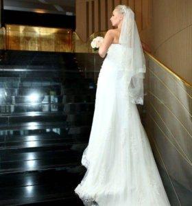Свадебное платье ! ❤️🔥СРОЧНО