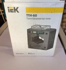 Трансформатор тока 600/5