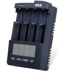 Зарядное устройство для аккумуляторов Opus BTC3100