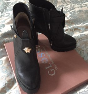 женские ботинки (осенние)