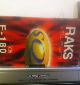 Продам кассеты на видик
