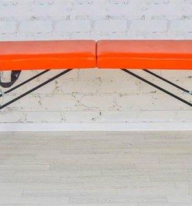 Складные массажные столы и Кушетки + валик