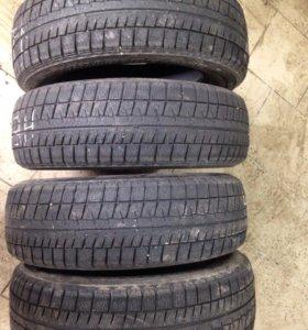 185 65 15 Bridgestone blizzak revo gz, зима, 4 шт