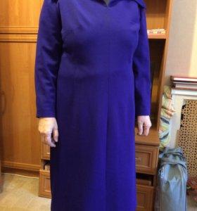 Женское платье кримплен