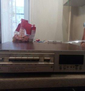 Магнитофон приставка.Дека радиотехника мп 7301
