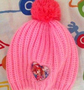 Новая шапка Winx 52-54