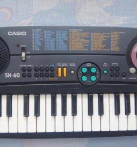 Синтезатор Casio SK-60