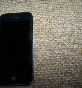 iPhone 5(black)