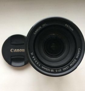 Canon EFS 18-135 IS