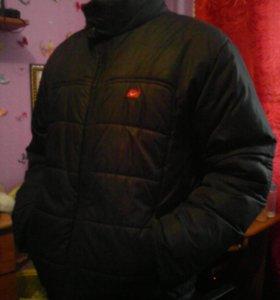Куртка мужская демисезонная б/у.48-50р