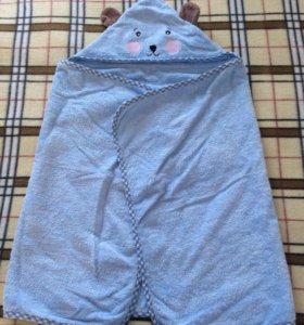 Полотенце детское с уголком
