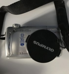 Фотоаппарат Olympus c-760 ultra zoom