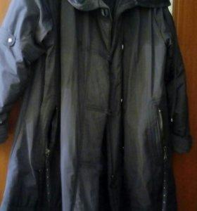 Куртка осенне-весенняя.