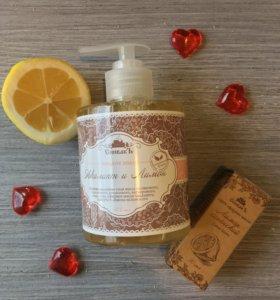 Жидкое мыло натуральное