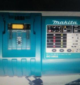 Зарядное устройство Makita DC18RA