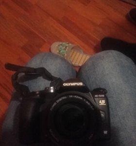 Продам фотоаппарат с футляром