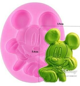 Форма мышка для шоколада.мастики