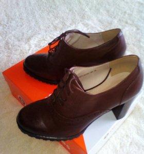 Ботинки женские OberShoes