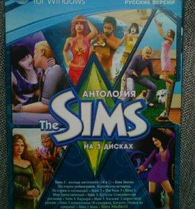 Игра Sims