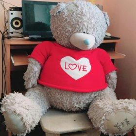 Мишка Тедди для романтиков