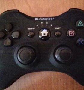 Геймпад Defender Game Expert BT1 для PS3/PS4/PC?
