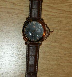 Megir наручные мужские часы (новые)