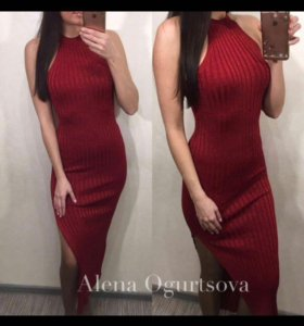 Платье новое ❤️цвет марсала