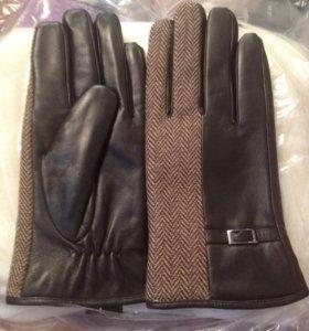 Мужские перчатки Mascotte новые р.L