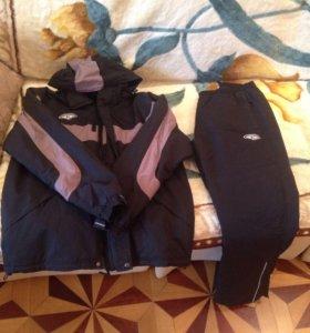 Лыжный костюм куртка и брюки Easton