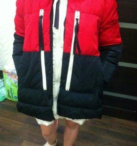 Зимняя куртка можно для беременных