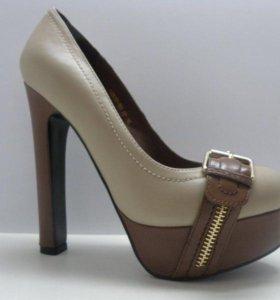 Туфли Medea, нат.кожа, новые