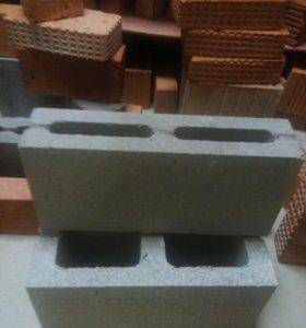 Блоки бетонные и керамзито-бетонные