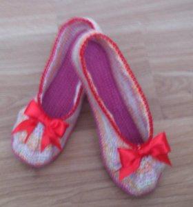 Тапочки-балетки